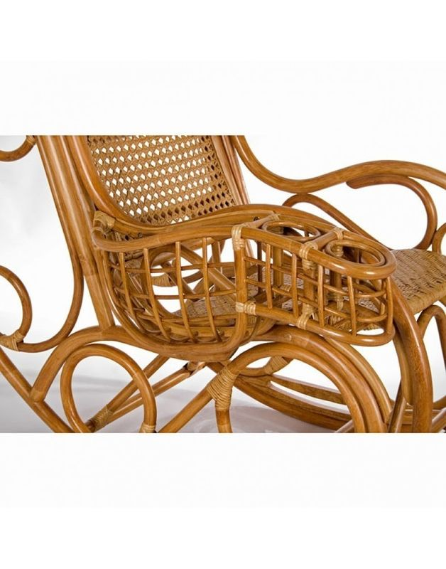 Кресло Leset 101 Lux крем - фото 2