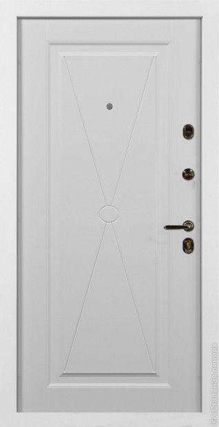Входная дверь Стальная линия Париж арт. PARIS 100.01.04/0.AB - фото 2