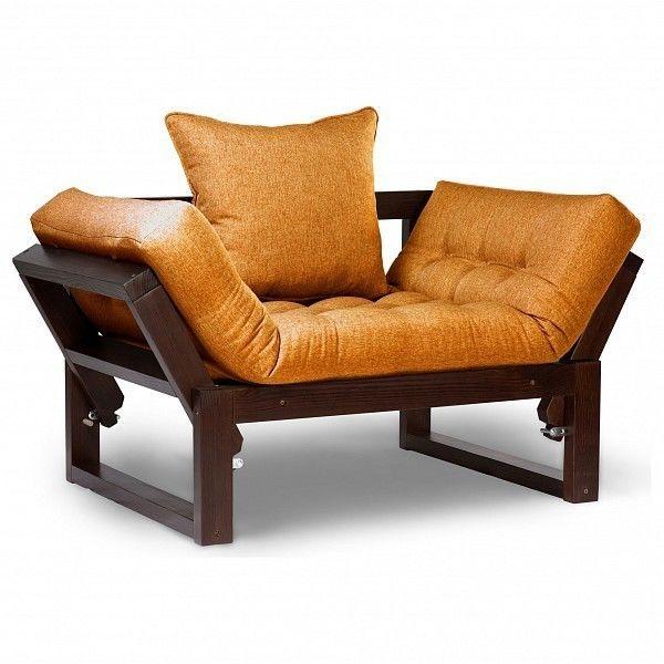 Кресло Anderson Амбер AND_120set280, оранжевый - фото 1