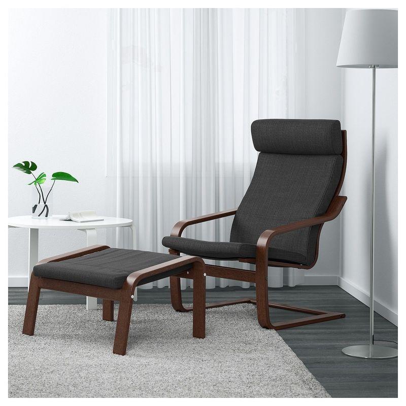 Кресло IKEA Поэнг 592.514.97 - фото 2