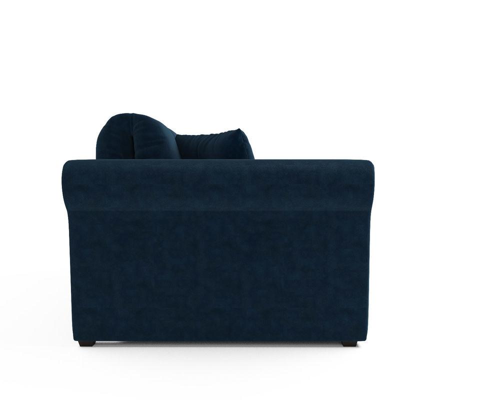 Диван Мебель-АРС Гранд (темно-синий - Luna 034) - фото 3
