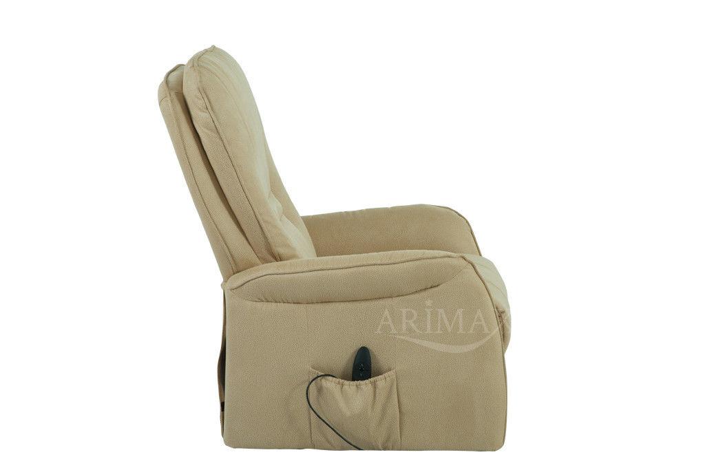Кресло Arimax Dr Max DM02007 (Песочно-коричневый) - фото 6
