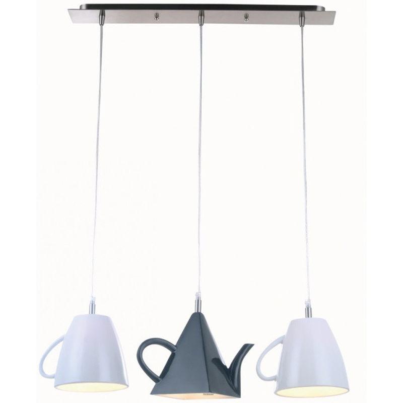 Светильник Arte Lamp Brooklyn A6604SP-3WH - фото 1
