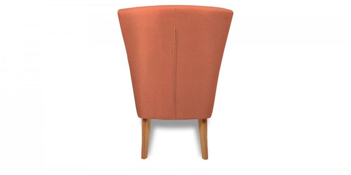 Кресло WOWIN Элеганза (Терракотовый велюр) - фото 5