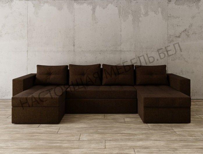 Диван Настоящая мебель Константин п-образный (модель 85) - фото 1