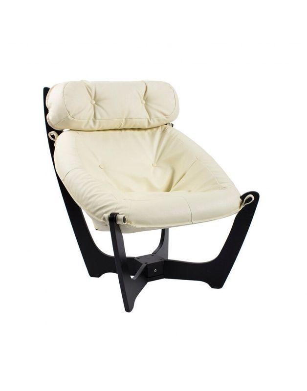 Кресло Impex Модель 11 экокожа (oregon 120) - фото 6