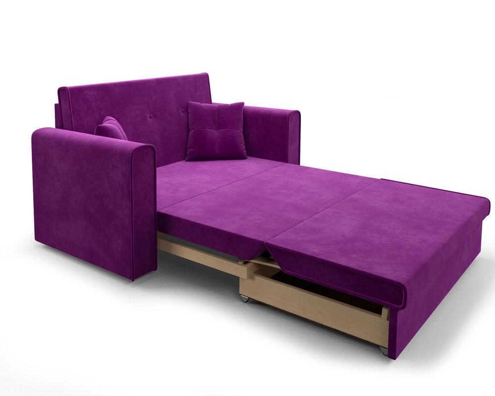 Диван Мебель-АРС Санта (фиолет) - фото 7