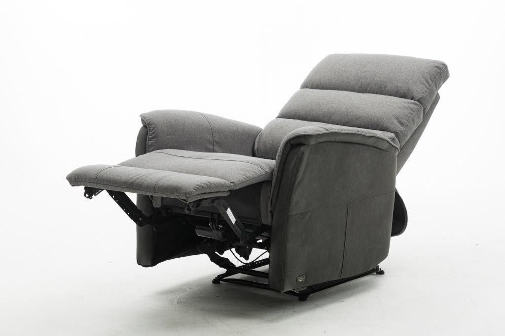 Кресло Arimax Dr Max DM05002 (Уголь) - фото 4