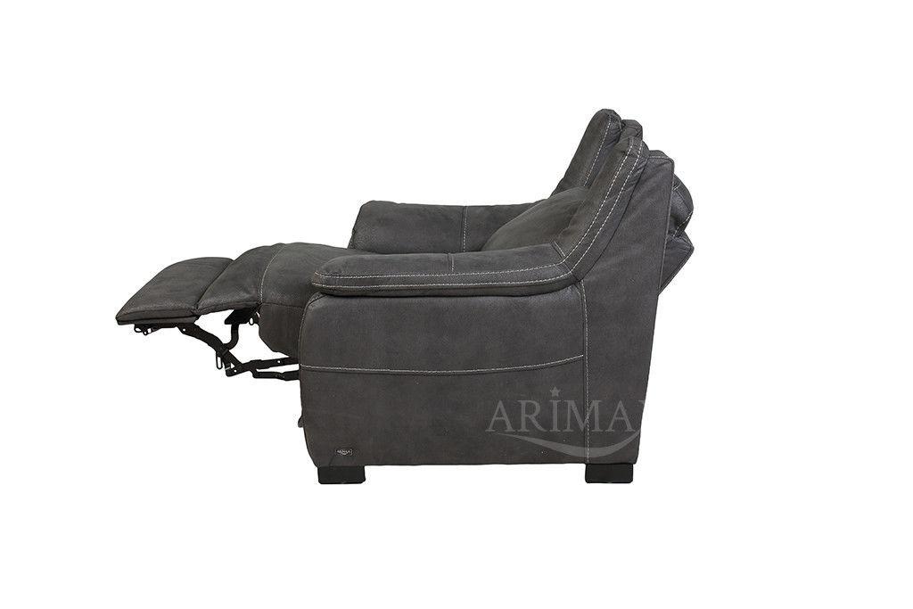 Кресло Arimax Монтана (Индиго) - фото 3