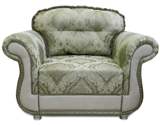 Кресло Экомебель Версаль тик-так (ткань склад) - фото 1