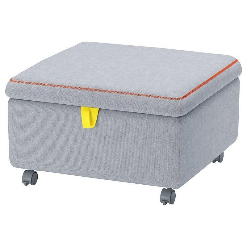 Пуфик IKEA Слэкт 703.629.60 - фото 1