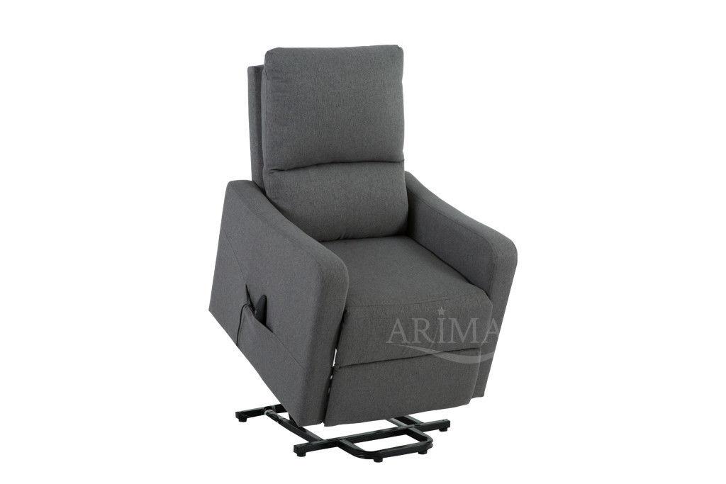 Кресло Arimax Dr Max DM02006 (Серый) - фото 4