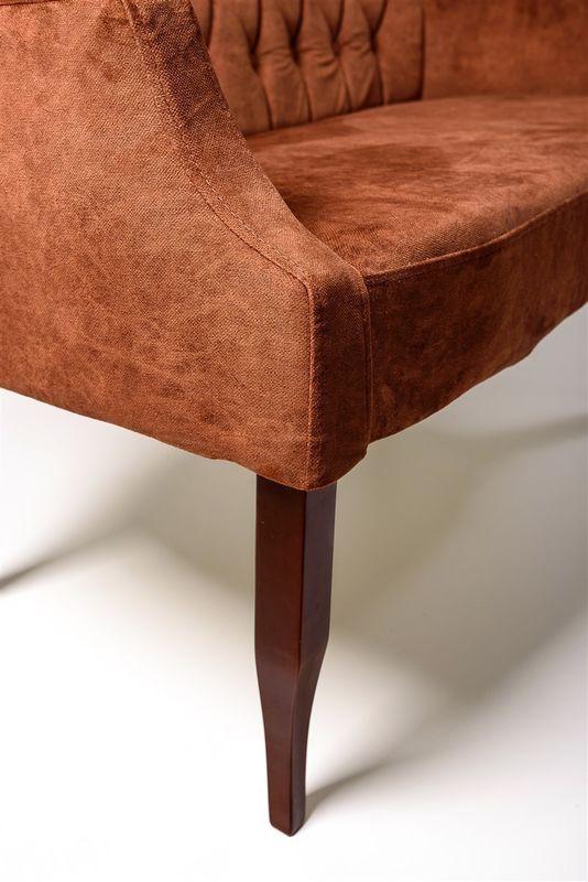 Кресло ФорестДекоГрупп Хорт (оранжевый) D-HORT-OR - фото 4
