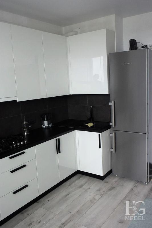 Кухня BG-mebel WHITE & BLACK - фото 2