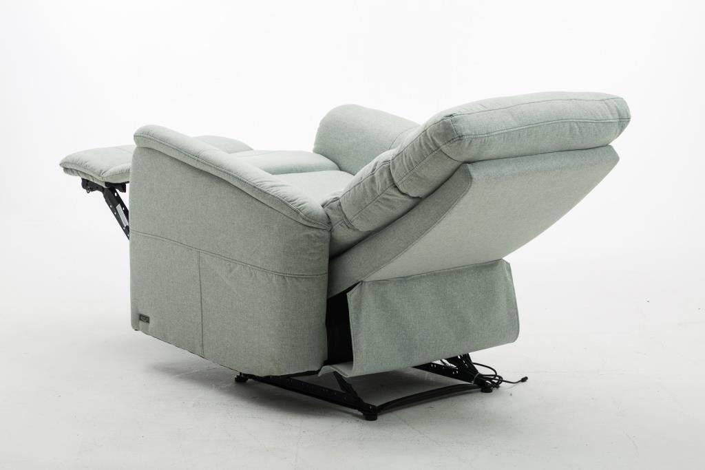 Кресло Arimax Dr Max DM05002 (Аквамарин) - фото 9