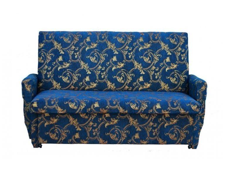 Диван Craftmebel эконом выкатной синий гобелен - фото 1