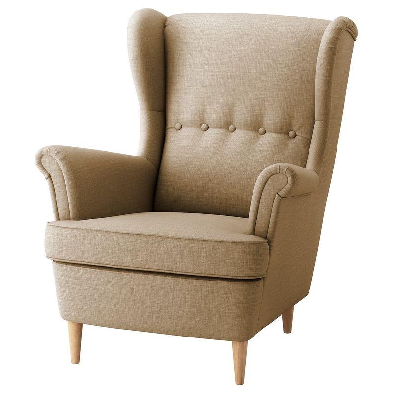 Кресло IKEA Страндмон 704.198.86 - фото 1