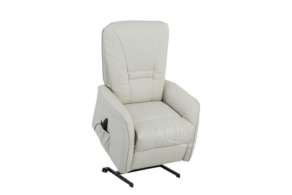Кресло Arimax Dr Max DM02007 (Слоновая кость) - фото 4