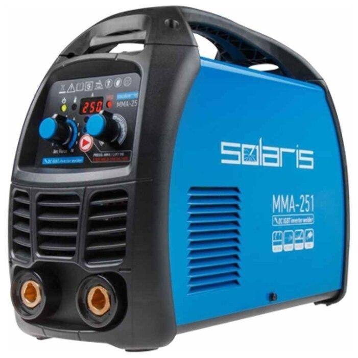 Сварочный аппарат Solaris MMA-251 - фото 1