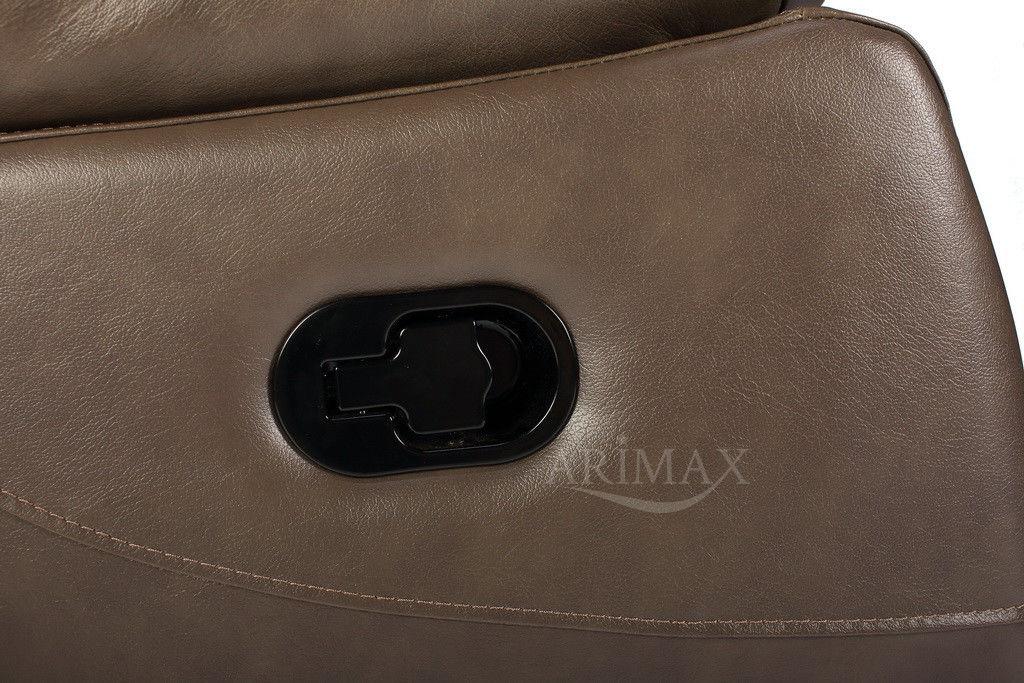 Кресло Arimax Гриффин (Серая умбра) - фото 8
