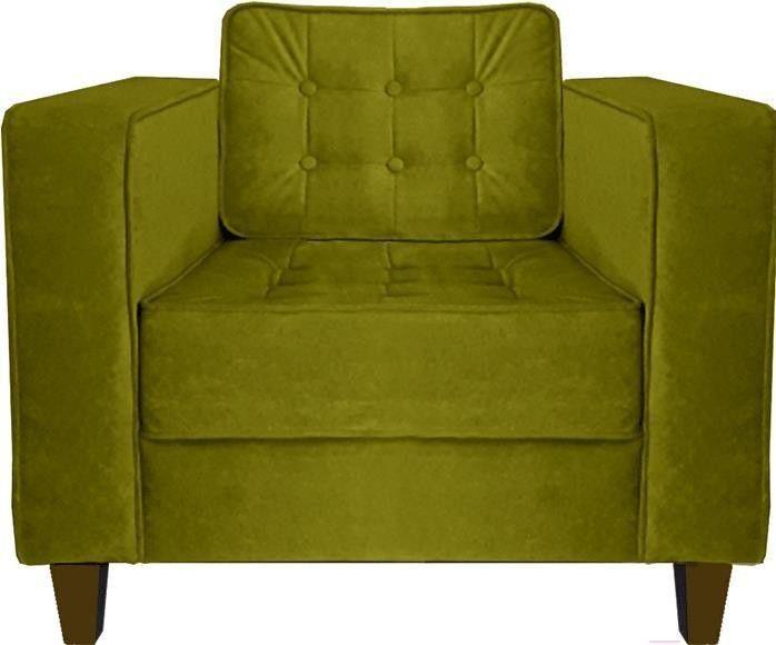Кресло Brioli Вилли Luna 27 - фото 1
