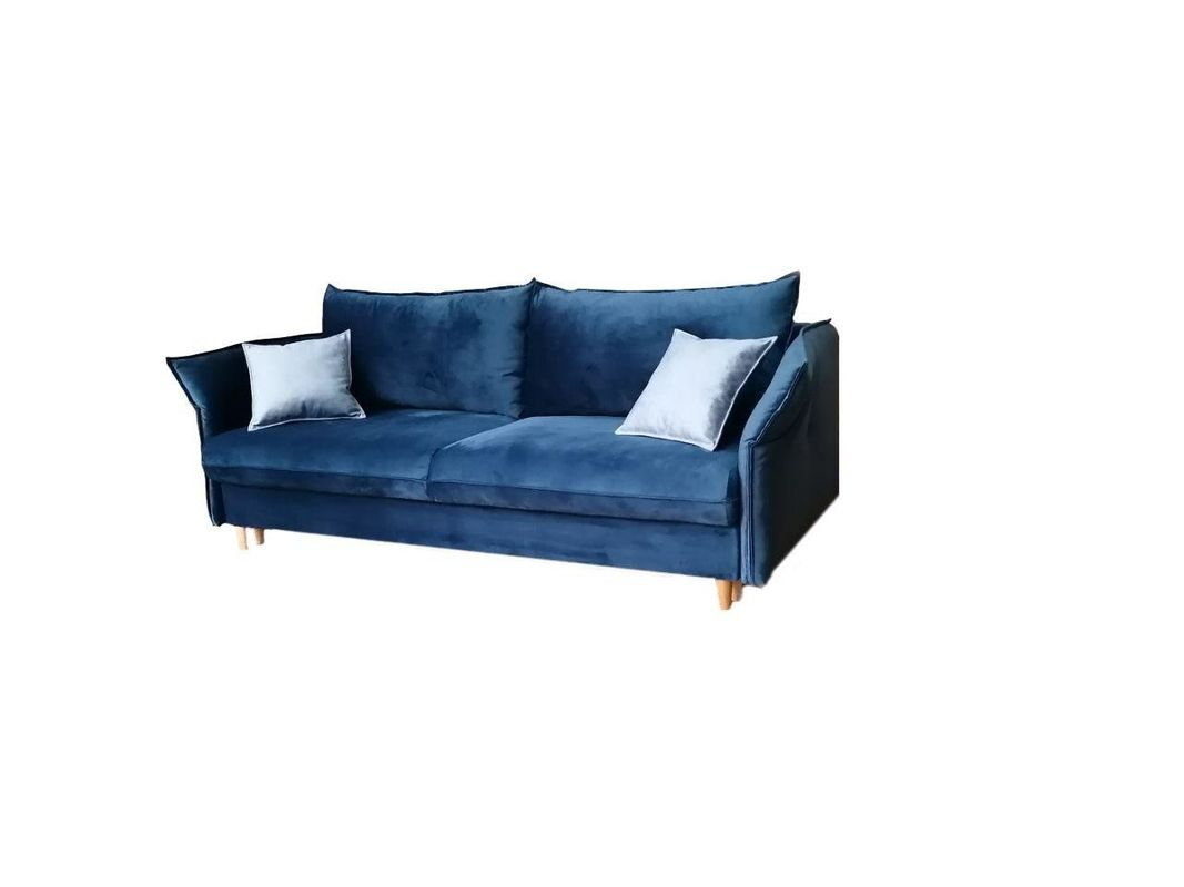 Диван Tiolly Парма 2 (синий) - фото 3