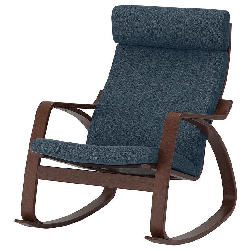 Кресло IKEA Поэнг 192.515.45 - фото 1