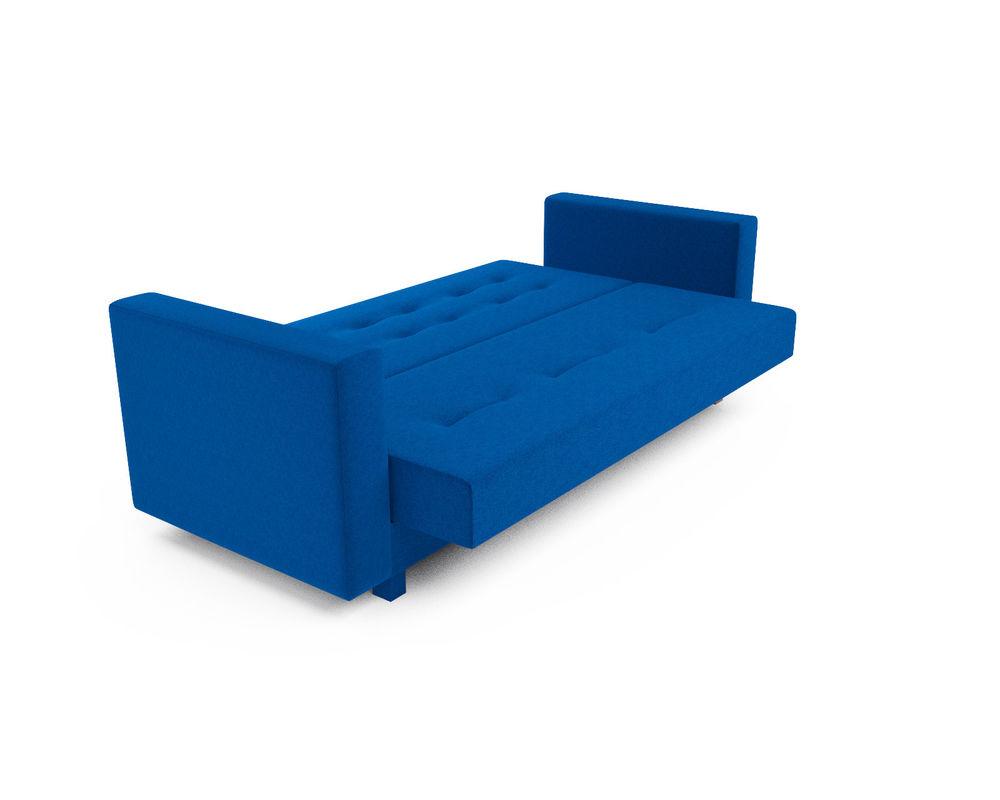 Диван Мебель-АРС Лофт (астра синяя) - фото 7