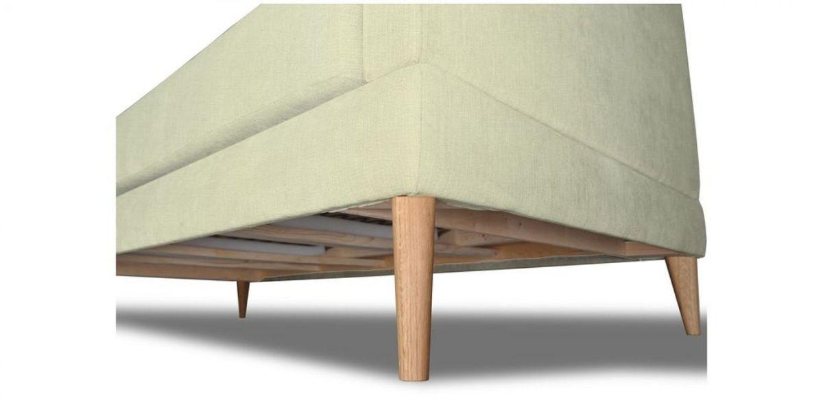 Кресло WOWIN Полар (Молочный велюр) - фото 5