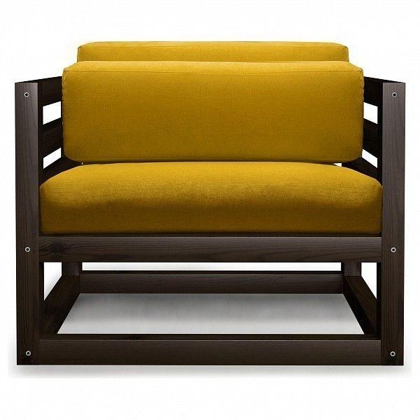 Кресло Anderson Магнус AND_125set431, желтый - фото 1