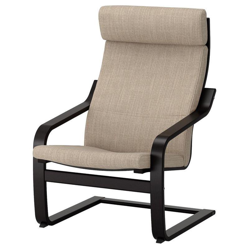 Кресло IKEA Поэнг 992.514.95 - фото 1