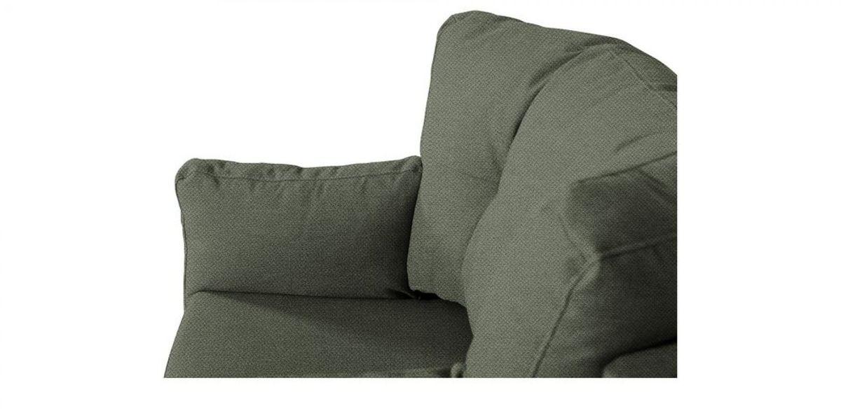 Кресло WOWIN Хюгге (Графитовый микровелюр) - фото 5