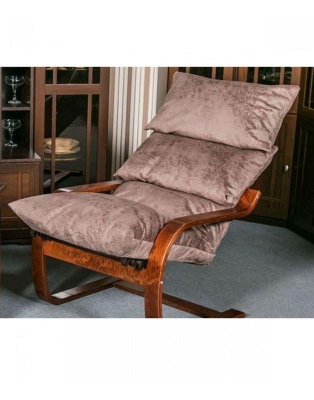 Кресло Impex Онега  вишня - фото 5