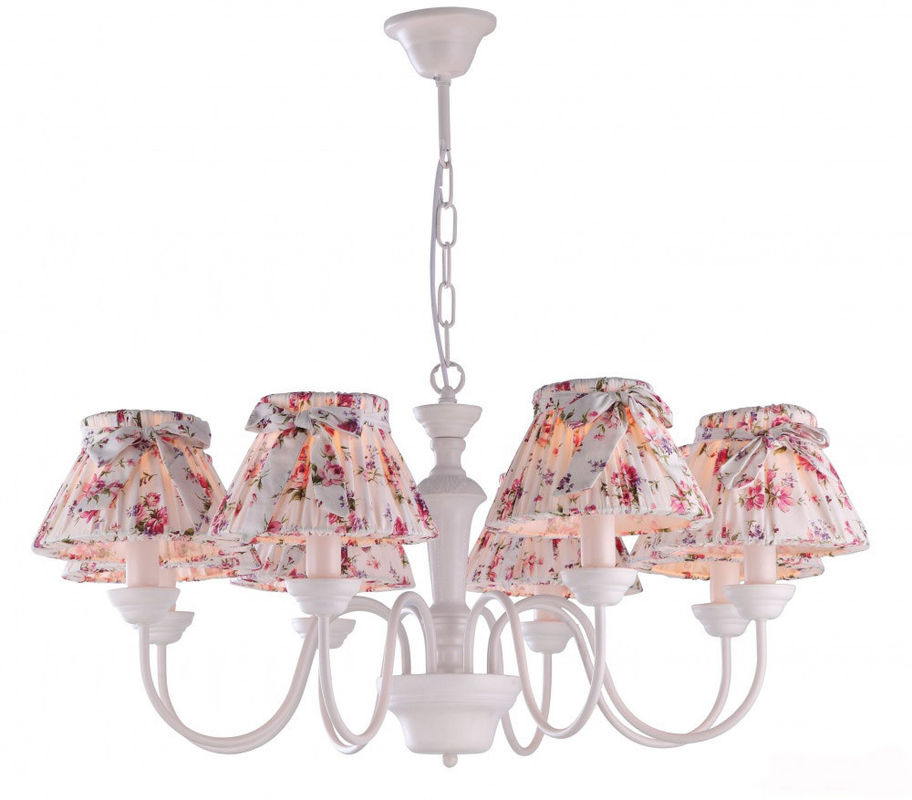 Светильник Arte Lamp Bambina A7020LM-8WH - фото 1