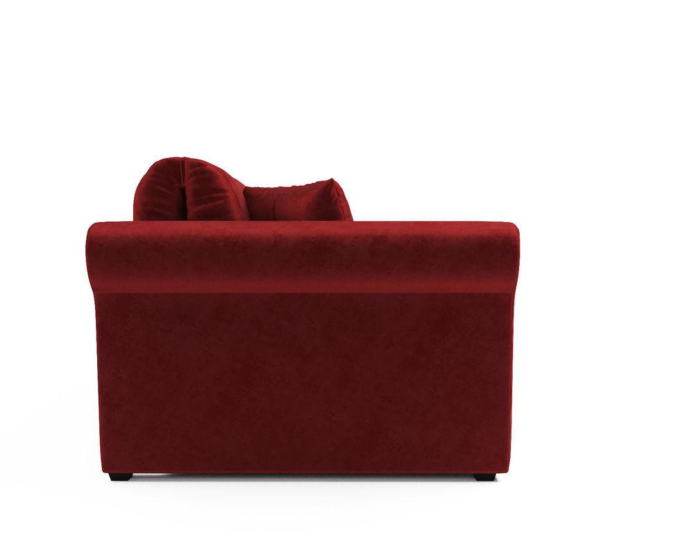Диван Мебель-АРС Гранд (бархат красный / STAR VELVET 3 DARK RED) - фото 3