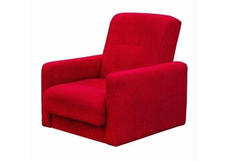 Кресло Craftmebel Милан красный - фото 2