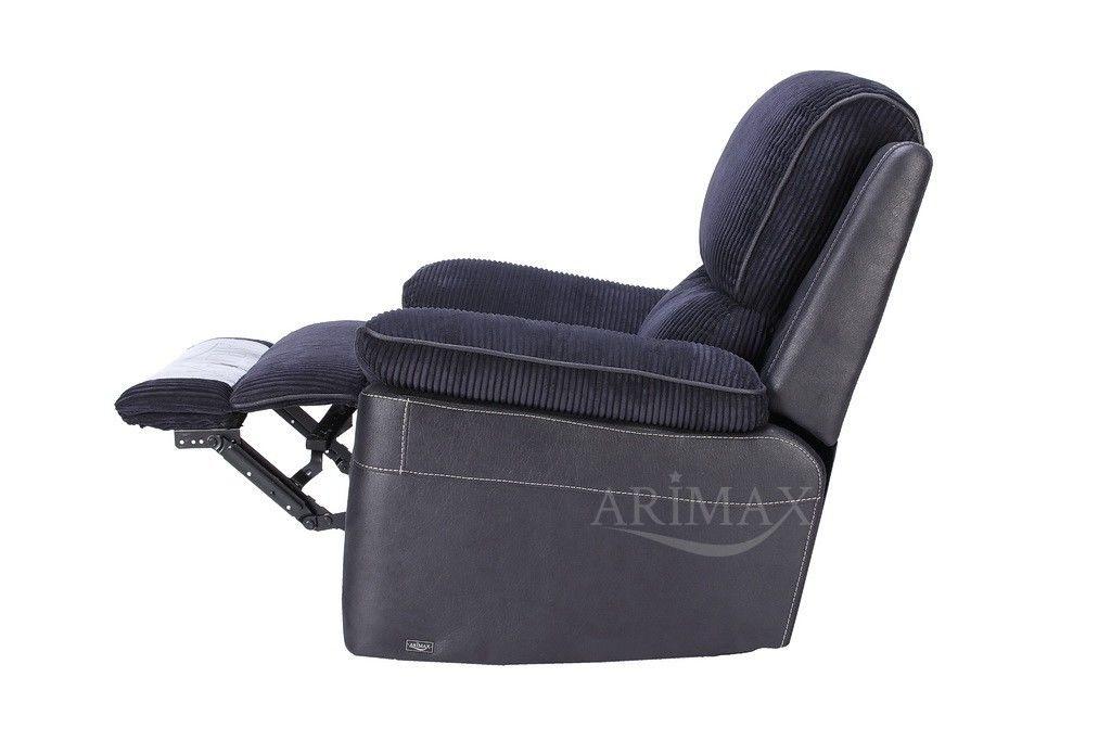 Кресло Arimax Брукс (Ежевика) - фото 4