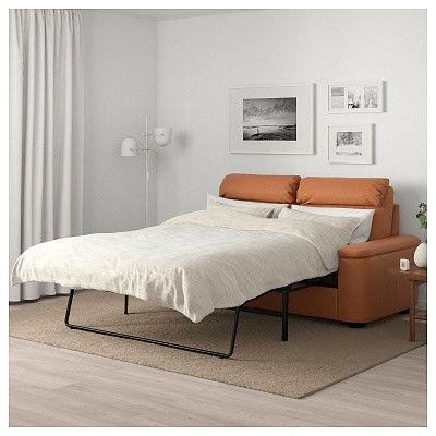 Диван IKEA Лидгульт золотисто-коричневый [492.660.17] - фото 7