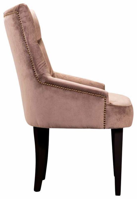 Кресло R-Home Шарлотт RST_400082_silver, бежевый - фото 3