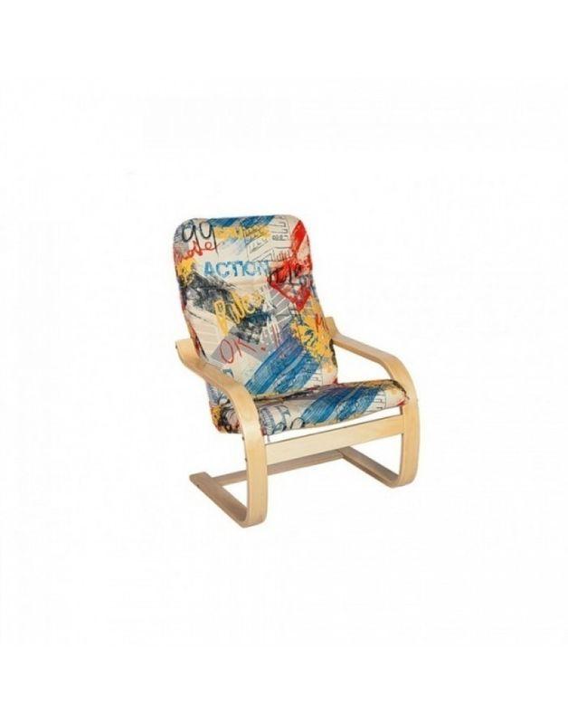 Кресло Impex Сайма ткань (Action26) - фото 1
