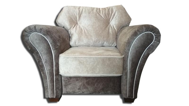 Кресло Виктория Мебель Версаль 1 (ВМ 716) - фото 1