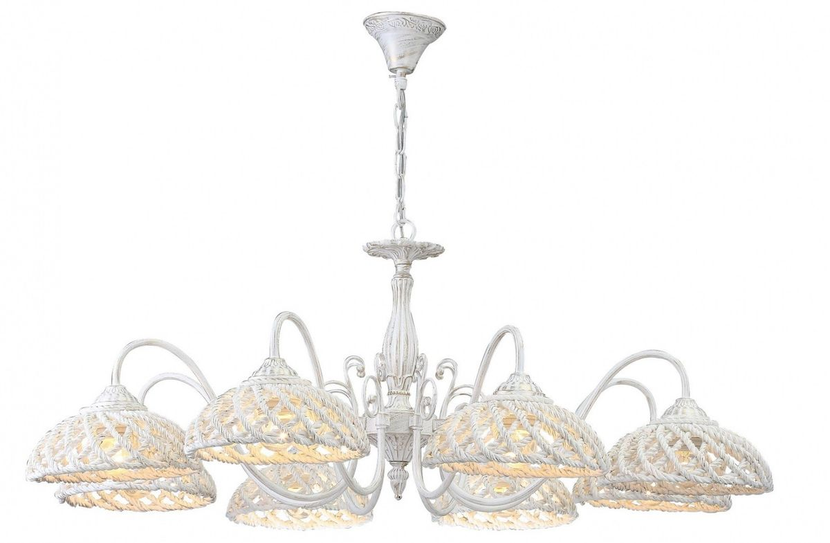 Светильник Arte Lamp Twisted A5358LM-8WG - фото 1