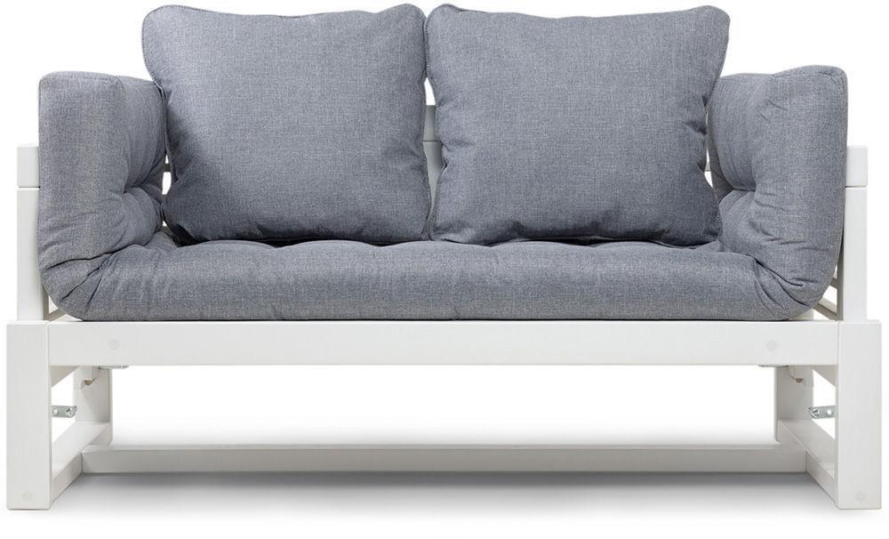 Диван Woodcraft Кушетка Балтик Textile Grey - фото 3