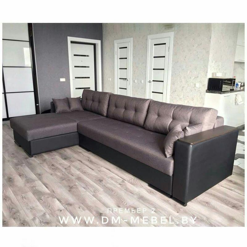 Диван DM-мебель Премьер-2 (угловой) - фото 2