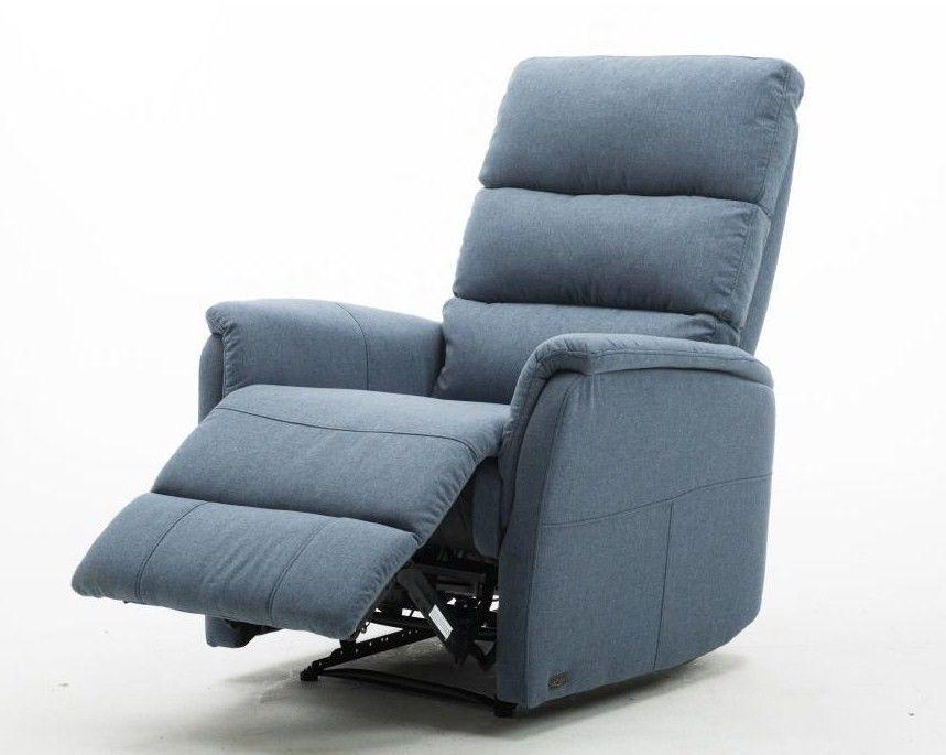 Кресло Arimax Dr Max DM05002 (Джинс) - фото 5