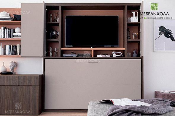 Мебель-трансформер Мебель Холл Лакони - фото 2