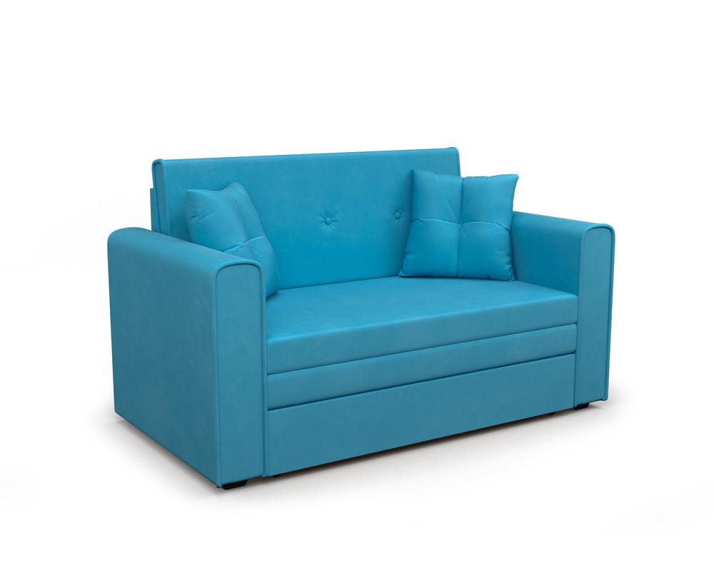Диван Мебель-АРС Санта (синий) - фото 1