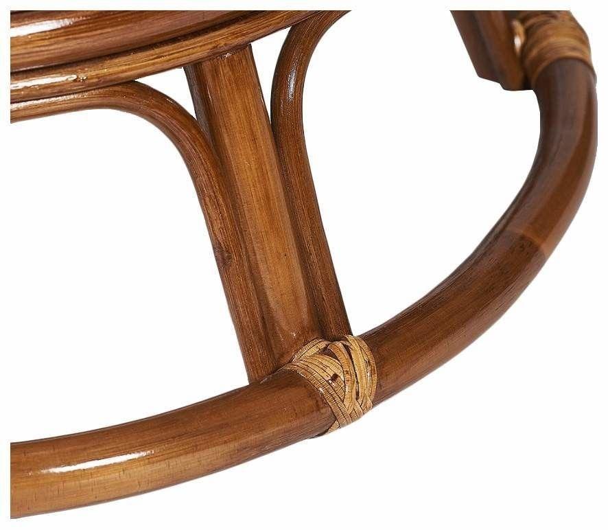 Кресло TetChair Papasan TET_10523, коричневый - фото 2