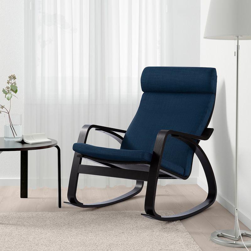 Кресло IKEA Поэнг 993.028.24 - фото 2