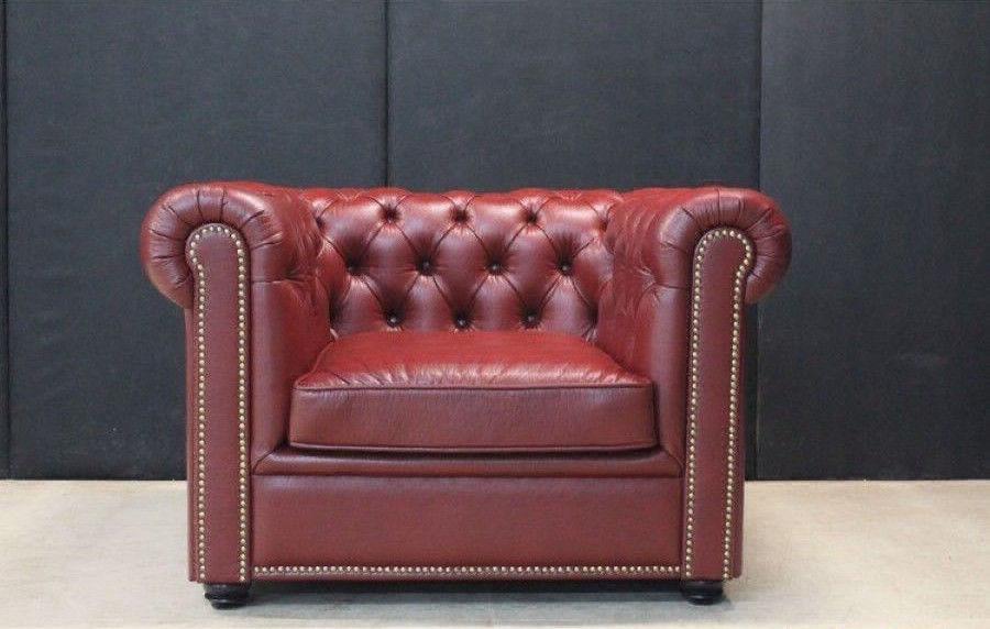 Кресло Divanta Честер (кожа) - фото 1